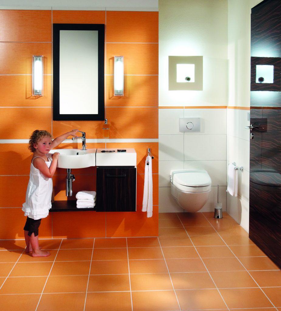 Badezimmer richtig beleuchten