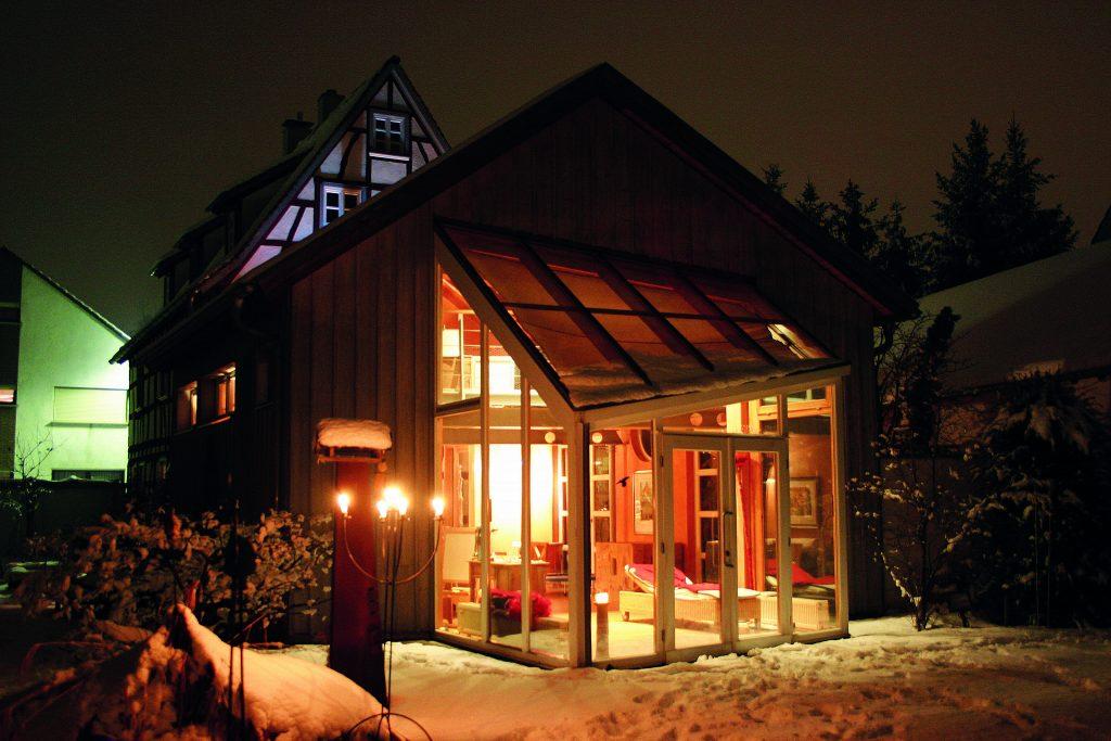 Wintergärten – richtig planen und bauen
