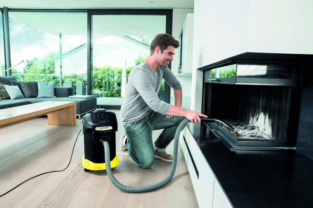 Für behagliche Wärme und leichte Reinigung
