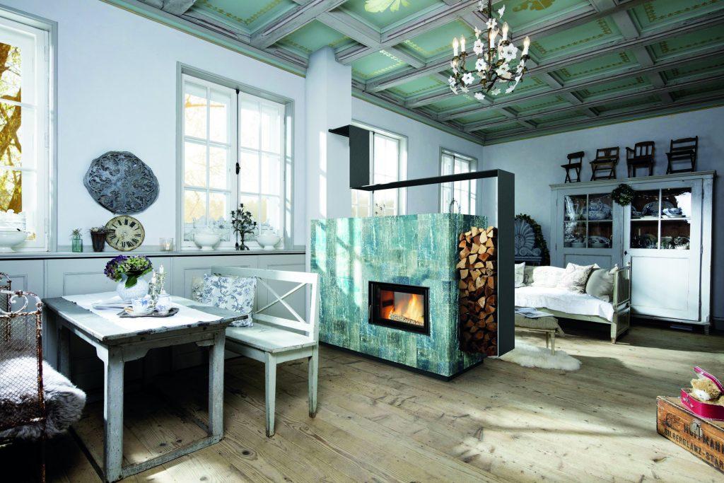 Kachelöfen, Heizkamine und Kaminöfen: Modernes Wärme-Design zum Wohlfühlen