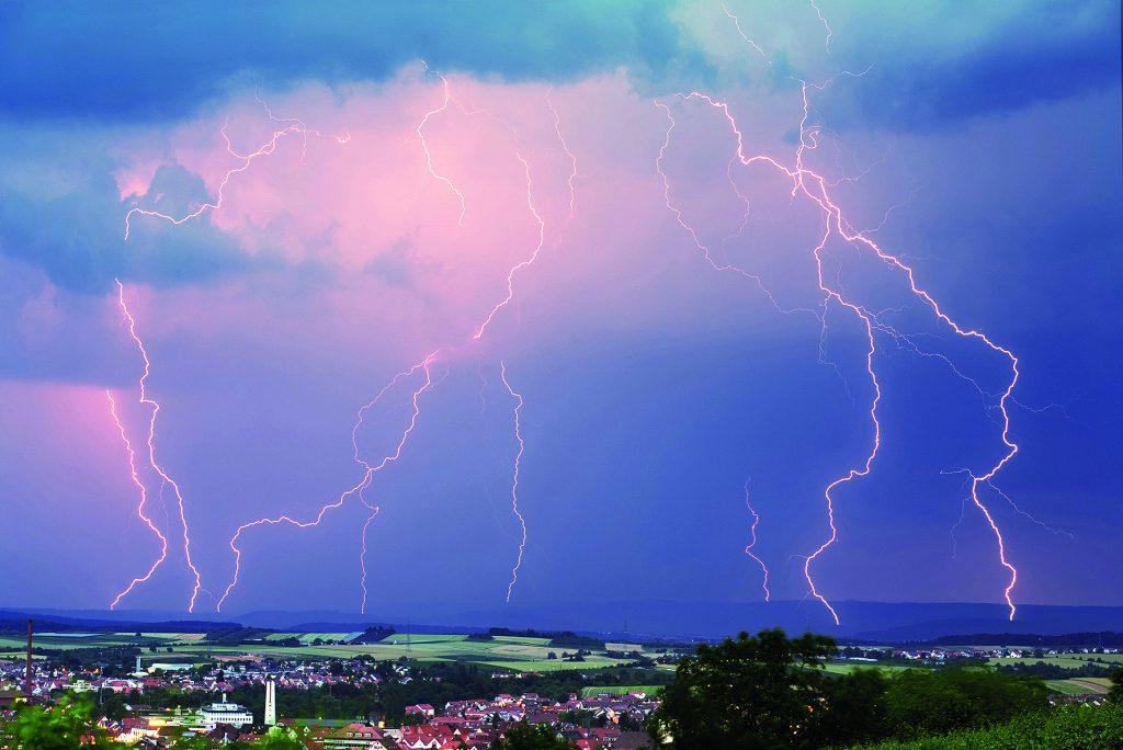 Der beste Schutz bei Donnerwetter – Blitzableiter