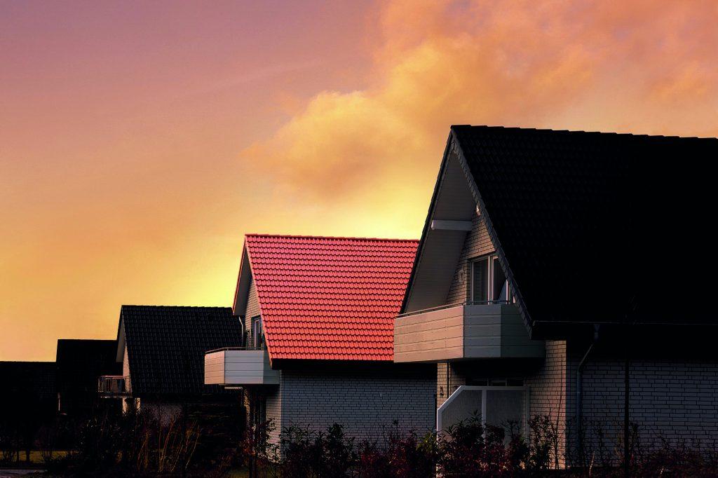 Sicheres Dach bei Herbststürmen